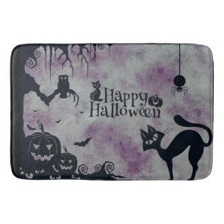 Happy Halloween Bath Mat