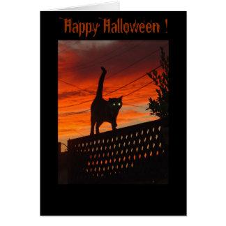 Happy Halloween Boo! Card