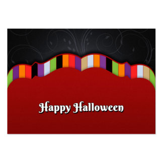 Happy Halloween Business Cards