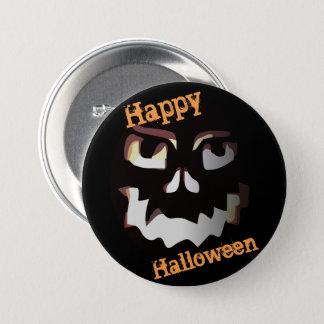 Happy Halloween Button