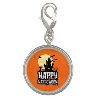 Happy Halloween Charm