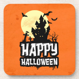 Happy Halloween Coaster