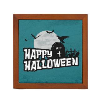 Happy Halloween Desk Organizer
