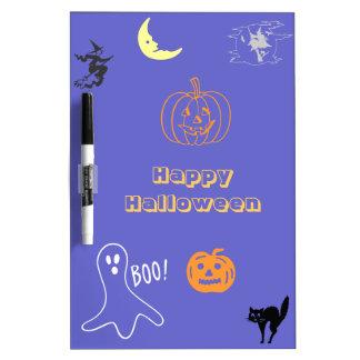 Happy Halloween Dry Erase Board