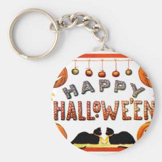 Happy Halloween - Ellen Clapsaddle Keychain