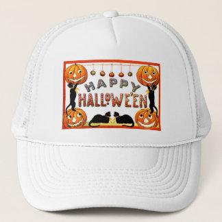 Happy Halloween - Ellen Clapsaddle Trucker Hat