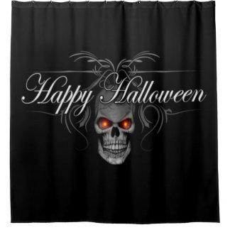 Happy Halloween Evil Skull