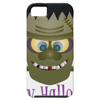 Happy Halloween Frankenstein Monster Illustration Case For The iPhone 5