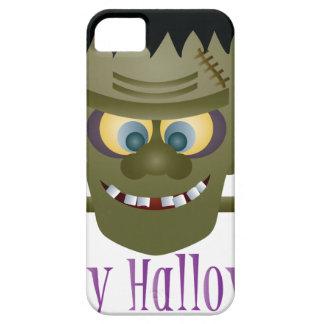 Happy Halloween Frankenstein Monster Illustration iPhone 5 Cover