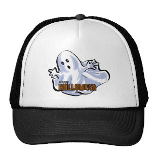 Happy Halloween Ghost Hat
