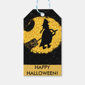 Happy Halloween gift tag Pack Of Gift Tags