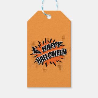 Happy Halloween Gift Tags