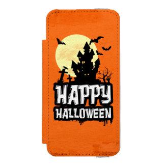 Happy Halloween Incipio Watson™ iPhone 5 Wallet Case