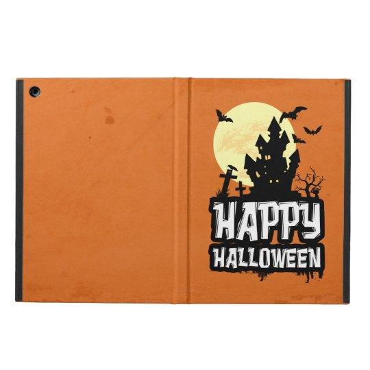 Happy Halloween iPad Air Covers