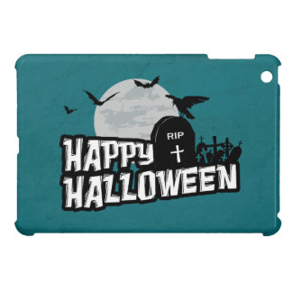 Happy Halloween iPad Mini Covers