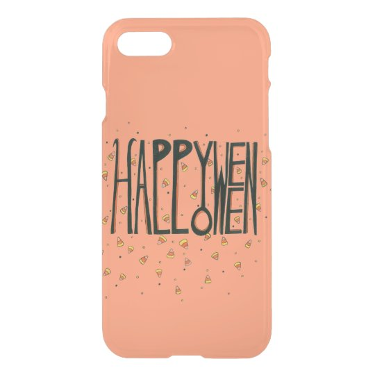 Happy Halloween iPhone 7 Case