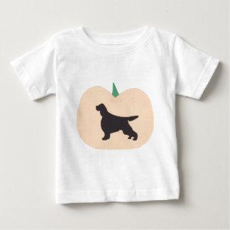 Happy Halloween Irish Setter Baby T-Shirt
