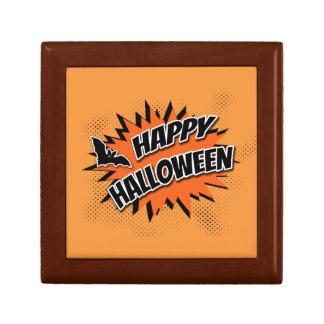 Happy Halloween Jewelry Boxes