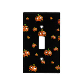 Happy Halloween Light Switch Cover