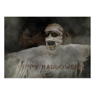 Happy Halloween Mummy Business Cards