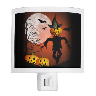 Happy Halloween Night Light