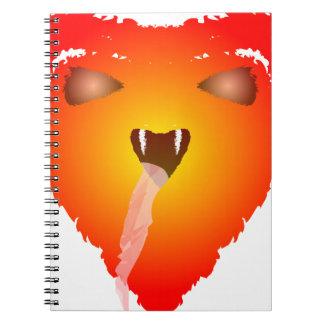 Happy Halloween Notebook