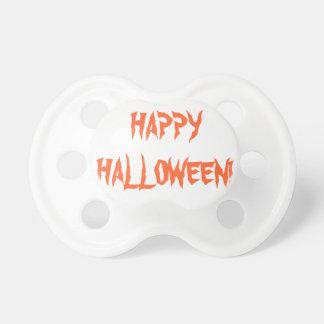 """""""Happy Halloween!"""" Pacifier"""