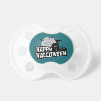 Happy Halloween Pacifier