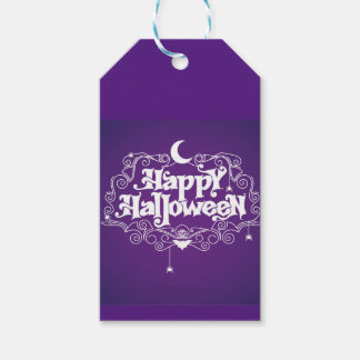 Happy Halloween Pack Of Gift Tags