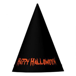 Happy Halloween Party Hat