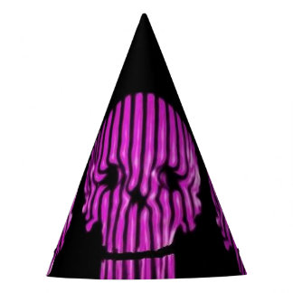 Happy Halloween Party Skull Party Hat