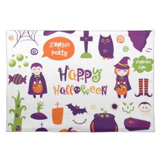 Happy Halloween! Placemat
