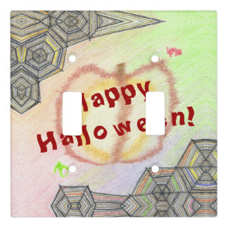 Happy Halloween! Playful Light Switch Cover