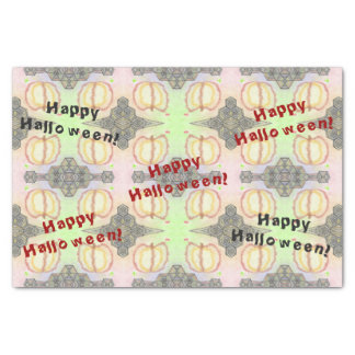 Happy Halloween! Playfully-Patterned Gift Tissue Tissue Paper