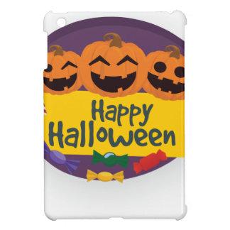 Happy Halloween Pumpkin Case For The iPad Mini