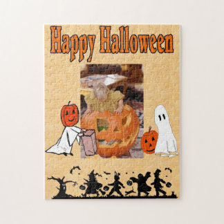 Happy Halloween Puzzles