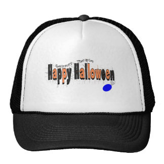 Happy HAlloween RT with AMBU Trucker Hats