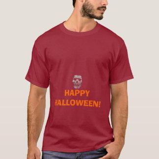 HAPPY HALLOWEEN! SKULL T-Shirt