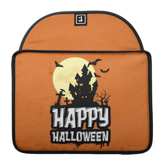 Happy Halloween Sleeve For MacBook Pro