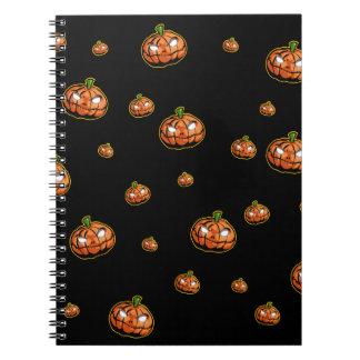 Happy Halloween Spiral Notebook