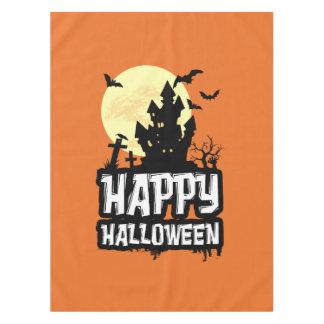 Happy Halloween Tablecloth