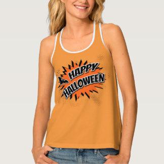 Happy Halloween Tank Top