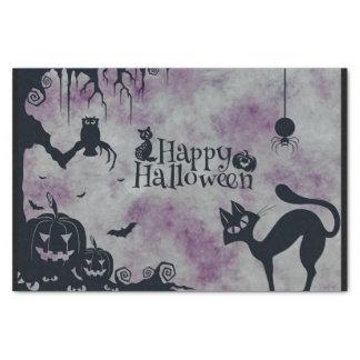 Happy Halloween Tissue Paper