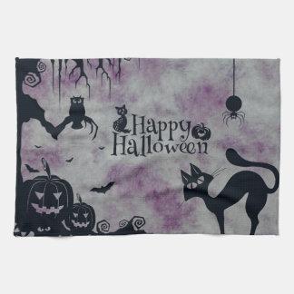 Happy Halloween Towel