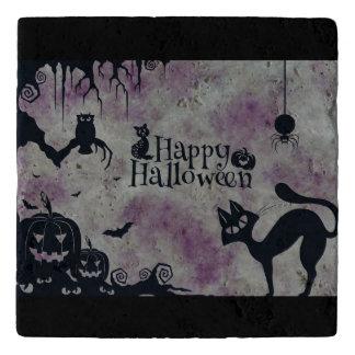 Happy Halloween Trivet