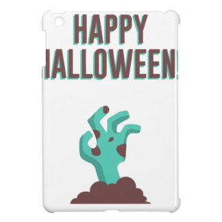 Happy Halloween Walking Dead Zombie Corpse Design Cover For The iPad Mini