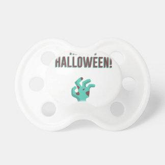Happy Halloween Walking Dead Zombie Corpse Design Pacifier