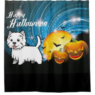 Happy Halloween West Highland Terrier