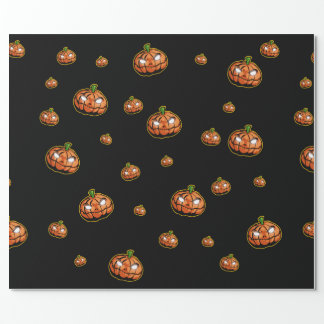 Happy Halloween Wrapping Paper