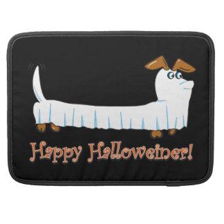 Happy-Halloweiner Sleeve For MacBook Pro